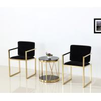 China steel Metal furniture and Metal Material table legs or chair with mirror polished wholesale