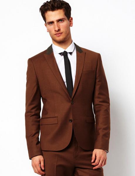 Brown Suits For Sale - Hardon Clothes