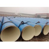 CSA Z245.20 3PE External Coating Abrasion Resistant Pipe CSA Z245.20 FBE External Internal Coating Welded Pipeline