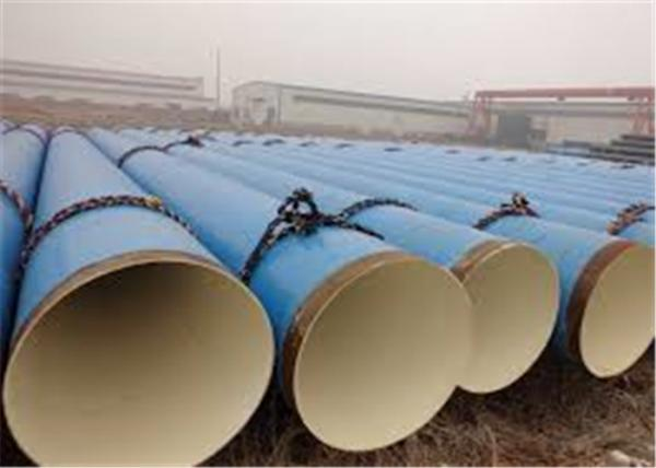 Quality CSA Z245.20 3PE External Coating Abrasion Resistant Pipe CSA Z245.20 FBE External Internal Coating Welded Pipeline for sale