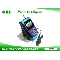 China On - Site Portable Meter Tester Class 0.3 Single Phase Meter Calibration 100A Clamp wholesale