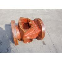 China Ductile/Grey Iron Valve Body Mould with Die Casting Lost Foam Casting Process Muold Design on sale