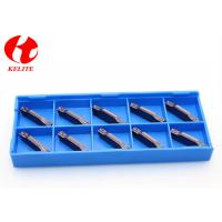 China CNC Tools General Milling And Grooving Inserts Hardness Above 90HRC ZTFD0303-MG on sale