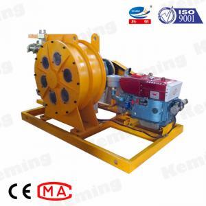 China 80m3/H Industrial Hose Pump Mining Concrete Foam Transfer Pump wholesale