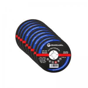 China Grassland 80m/s 3 Inch 75mm Abrasive Metal Cutting Discs wholesale