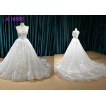 China White Princess Style Bridesmaid Dresses , Zipper Back Sexy Princess Wedding Dress wholesale