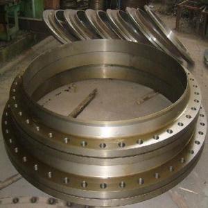 China Weld Neck Flange/Carbon Flange/ASTM A105 Flange/BS4504 Flange wholesale