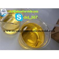 China Safety Medical Instrument Tren Test Depot 450 mg / ml Mixture Oil For Muscle Enhancement wholesale