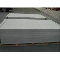 China 100% Non Asbestos Calcium Silicate Board 5mm Square / Beveled / Taper Edges wholesale
