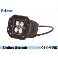 China Cree 16W Off Road Work Lights , Flood / Spot Waterproof IP67 Jeep Led Work Lamp wholesale