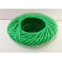 China 9000D Colorful Polypropylene Twine For Greenhouse And Farm Tying Use wholesale