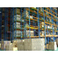 China Factory VNA Pallet Racking System Very Narrow Aisle Forklift wholesale