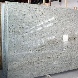 Kashmir White Granite Slab (FY31)