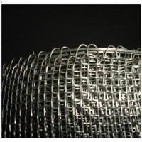 "China AISI304 Closed/Round Edge Woven Mesh With 1/2"" square holes - 3ft x 100ft x 16guage thickness (China Factory) wholesale"