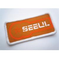 China Eco Friendly Custom Clothing Patches No Slip Garment Accessories wholesale