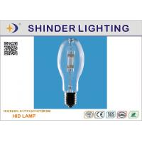 China ED Shape 2100k 250 Watt HPS Grow Bulb For Bus Station CRI22 , Sodium Vapor Lamps wholesale