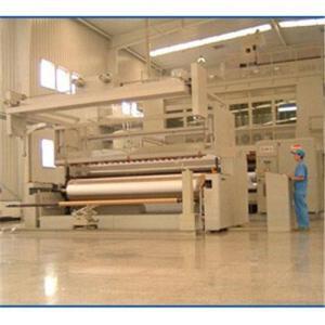 China pp nonwoven fabric manufacturing machine wholesale