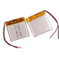 4.0*30.0*33.0mm Lithium Polymer Battery 3.7V 400mAh 403033 for Electronic for sale