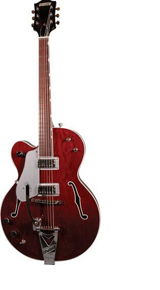 gretsch left handed electric guitar g6119-1962ht chet atkins