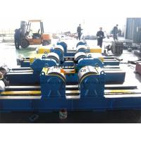 China High Strength Steel Pipe Rollers Heavy Duty For Pressure Vessels Rotating Welding wholesale