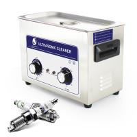 China 2L Fast Removing Contaminant Digital Ultrasonic Cleaner For Nail Salon wholesale