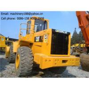 China Used wheel loader CAT 966E loader on sale
