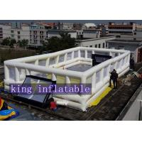 Buy cheap Outdoor Giant Inflatable Sports Games Luxurious Customized For Adults from wholesalers