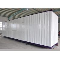 China Steel Frame Modified Shipping Containers / Painting Steel Container Homes wholesale
