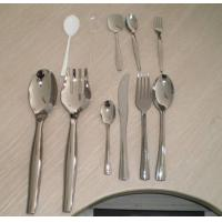 China Silver Plastic Plate and Cutlery wholesale