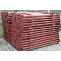 China Scaffolding Steel Props from China supplier, painted prop shoring for slab formwork on sale