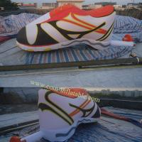 China Inflatable sports shoes model Casual shoes model inflatable wholesale
