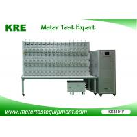 China IEC Standard Single Phase Meter Test Bench CT / PT Aluminium Alloy Structure wholesale