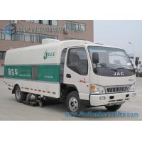 China JAC 6M3 4 X 2 3000KG Street Sweeper Truck Reliable With 4 Cylinders wholesale