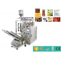 Buy cheap High Speed Automatic Liquid Packaging Machine For Ketchup / Fruit And Tomato Jam from wholesalers
