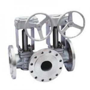 Buy cheap Polegada lubrificada nivelada simples ou duplo 300lbs API 6D da maneira 10 da v from wholesalers