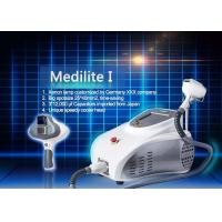 """SHR Skin Care Beauty Equipment Hair Removal Machine With 8.4"""" LCD Touch Screen"""