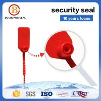 China 300mm tamper proof beaded plastic Seals for extinguishers P501 Containers, Trucks, Tanks, Doors Postal services on sale