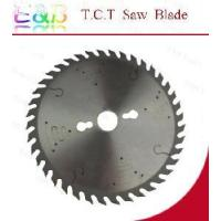 China TCT Saw Blade for Wood Cutting (4-16, 110mm-350mm, 24/30/40/60/80/100T) wholesale