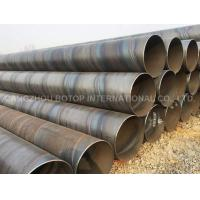 China ASTM A252 GR.3 SSAW Steel Piles Pipe on sale