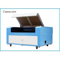 China CO2 100w 1390 Metal Nonmetal Wood Laser Cutting Machine With Industrial Chiller wholesale