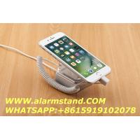 China COMER anti-theft security alarm for mobile phone 8 tablet secure display mounting acrylic holders on sale
