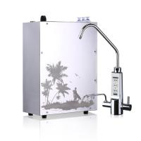 China Silver Color 7 Plates Alkaline Water Machine 304 Stainless Steel One Year Warranty on sale