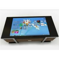 China LCD Smart Interactive Touch Screen Table 55 Inch With Object Identification wholesale