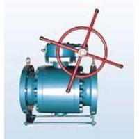 China Trunnion Forged Steel Ball Valve on sale