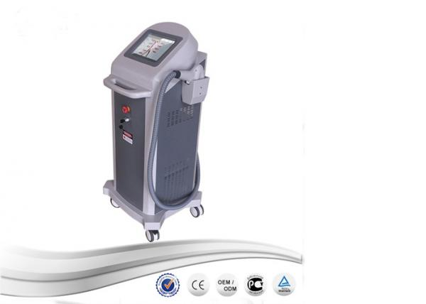Quality Soprano Diode Laser Hair Removal Machine 808nm for sale