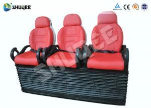 China 4D 5D XD Cinema Electric Movie Theater Luxury Motion Seats Amusment Park wholesale