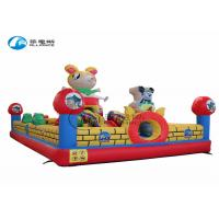 China cozy castle indoor and outdoor bounce castle for kids wholesale