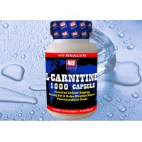 China L-Carnitine 60 Capsule Fat Burner Supplements for weight loss Acetyl-L-Carnitine wholesale