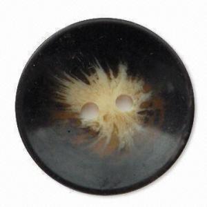 China 重金属/フタル酸塩なしのポリエステル樹脂ボタン、Oeko-Texの標準 wholesale