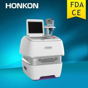 China Máquina multifuncional del equipo de la belleza del rejuvenecimiento de la piel de HIFU 3,2 megaciclos para las mujeres wholesale